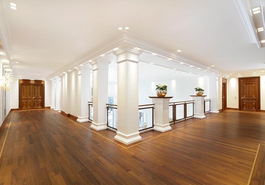 Moderne Villa Inneneinrichtung