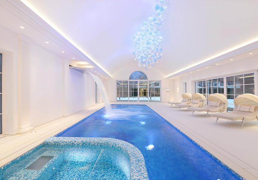 Villa Schwimmbad
