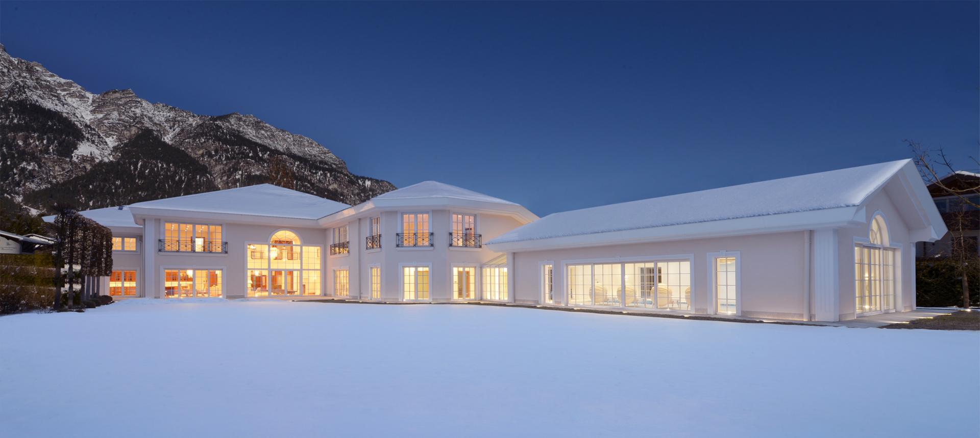 Pilati moderne Villa Inneneinrichtung Garmisch