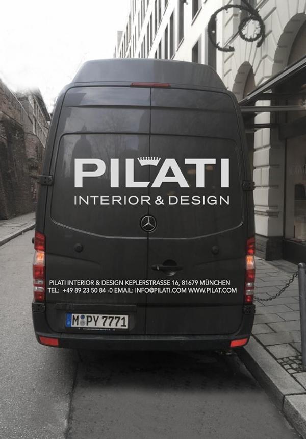 Pilati Service Logistik Bus