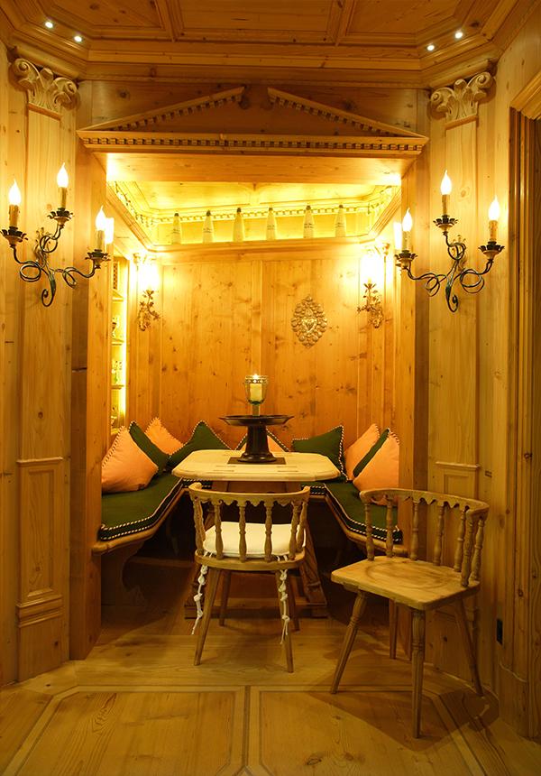 Chalet Einrichtung Kitzbuehel Pilati Interior & Design