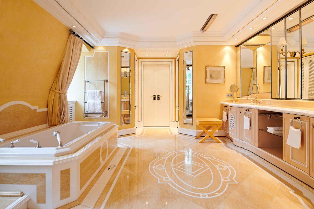 Luxus Badezimmer Innenarchtitekt