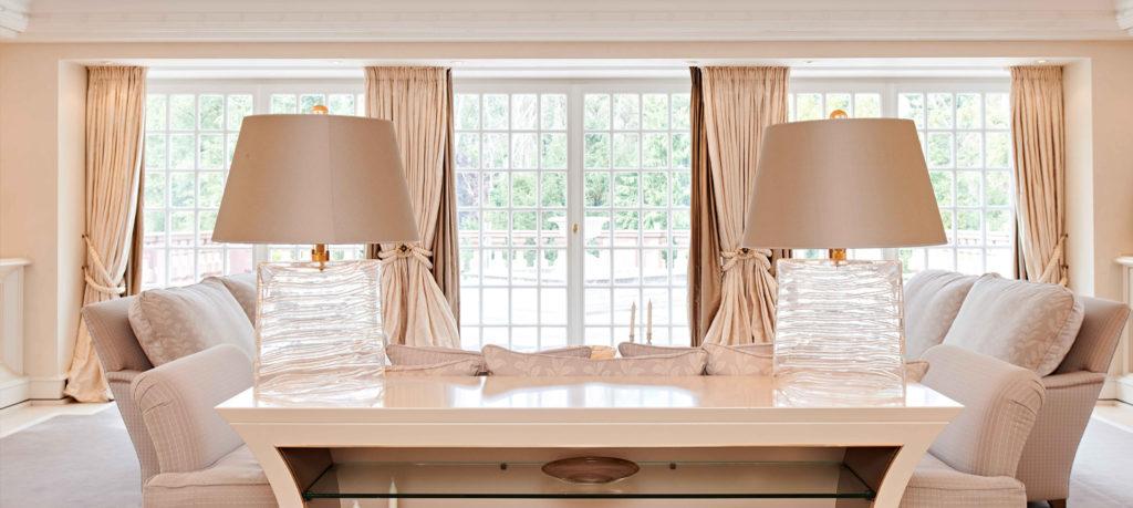 Luxus Villa einrichten