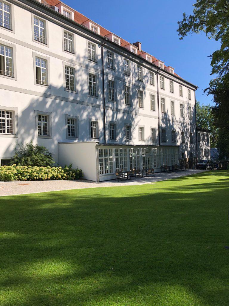 Psychosomatische Klinik Kloster Dießen Wintergarten