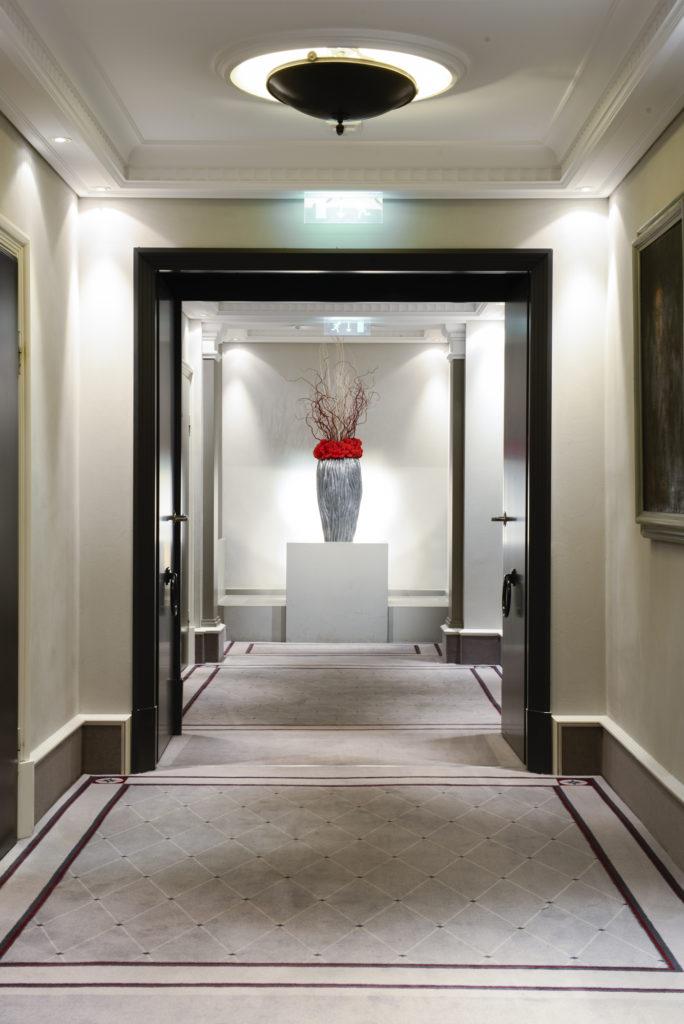 Hotel Bayerischer Hof Korridor