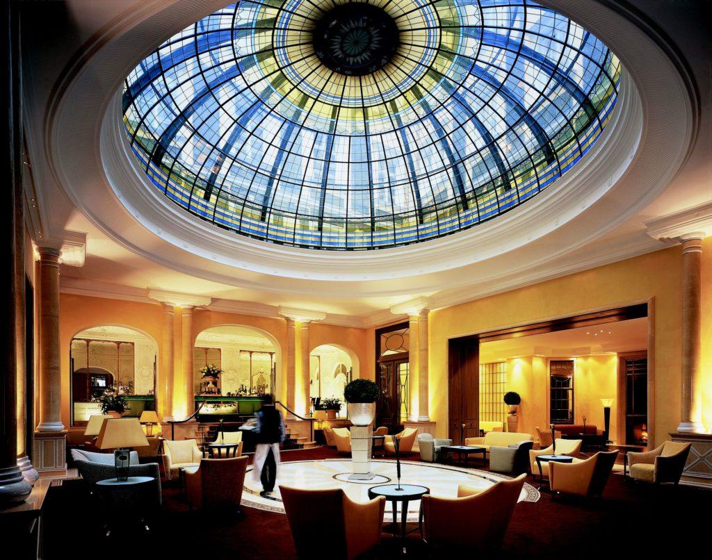 Hotel Bayerischer Hof Atrium