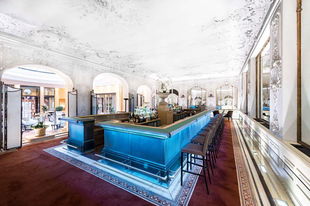 Hotel Bayerischer Hof Falks Bar