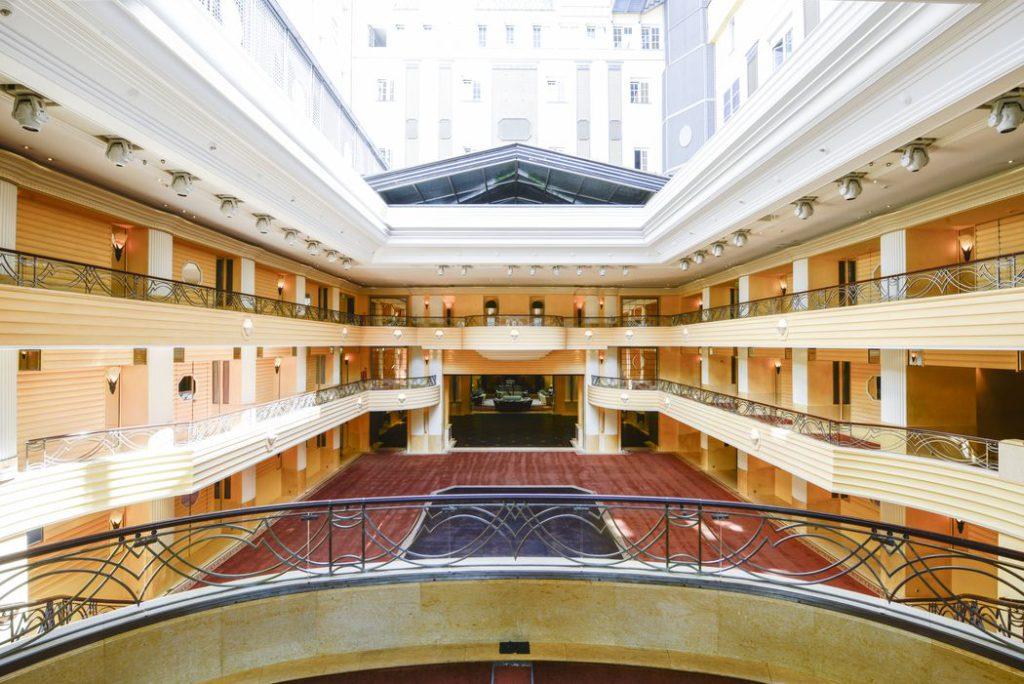 Hotel Bayerischer Hof Festsaal
