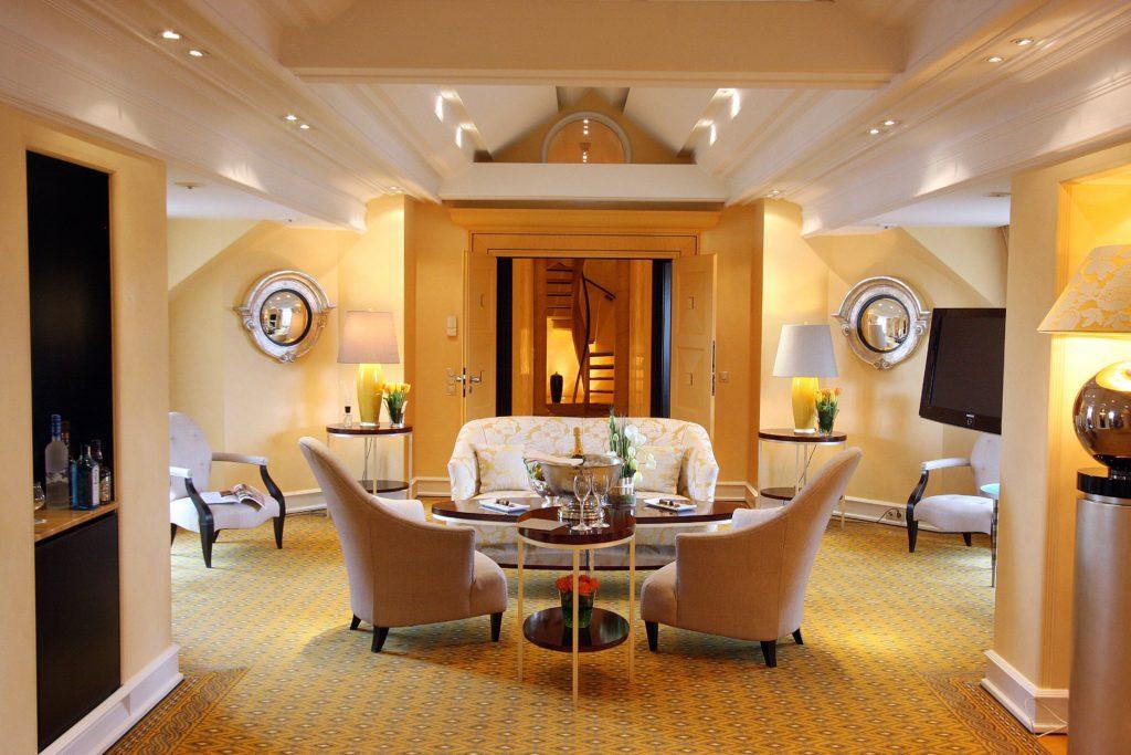 Hotel Suite einrichten