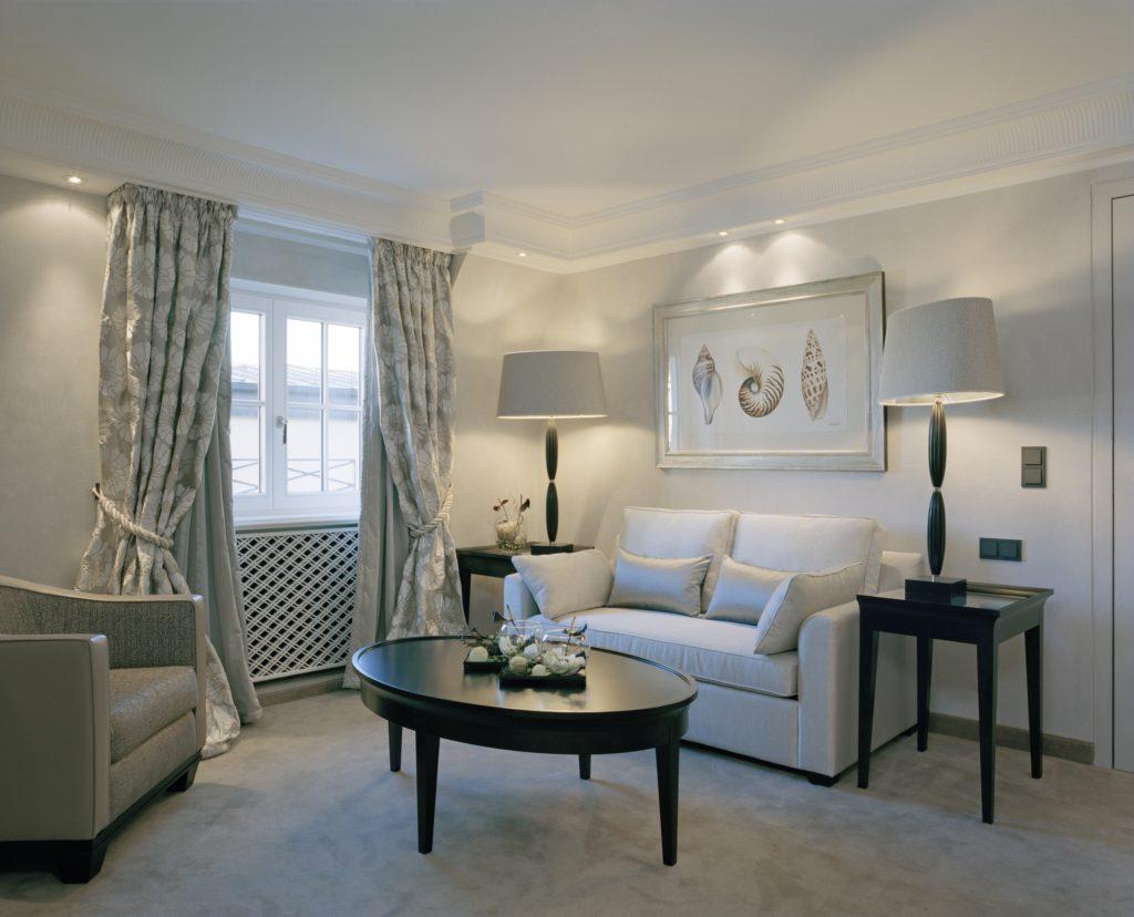 Hotel Bayerischer Hof München Suite