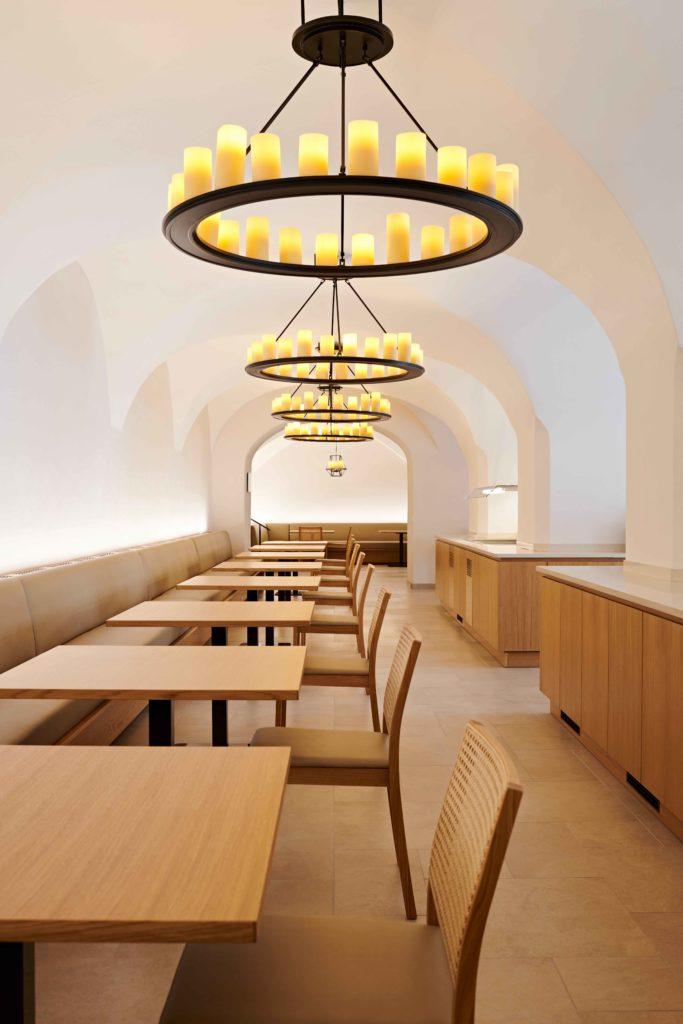 Psychosomatische Klinik Kloster Dießen Speisesaal